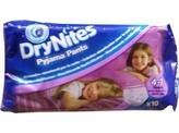 Huggies Drynite girl 4-7 jaar