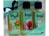 Fenjal Giftset bath oil