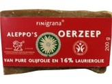 Aleppo Zeep olijf & 16% laurier