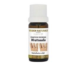 Golden Naturals Wrattenolie