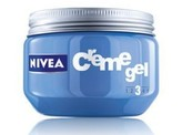 Nivea Hair care styling cream gel
