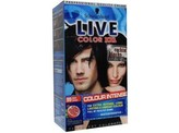 Live Color 99 Deep black
