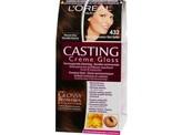 Loreal Casting creme gloss 432 Midden goud parelmoerbruin