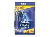 Gillette BlueII plus mesjes