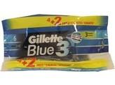 Gillette BlueIII wegwerpmesjes