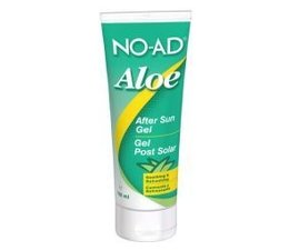 Noad Aloe vera gel after sun tube
