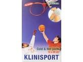 Klinisport Koud-warm kompres 10 x 29