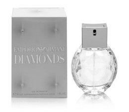 Armani Emporio diamonds eau de parfum vapo female