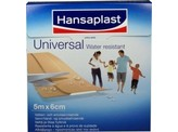 Hansaplast Universeel 5m x 6cm