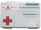 Klinion Verbanddoos A + houder