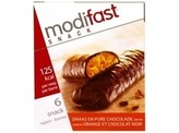 Modifast Control reep pure chocolade/sinaasappel