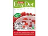 Nu Slank Easy diet yoghurt rood fruit