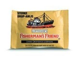 Fishermansfriend Strong drop anijs