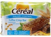Cereal Toffee crips bar