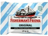 Fishermansfriend Original extra sterk suikervrij