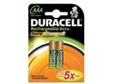 Duracell Rechargeable AAA 2400