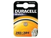 Duracell Knoop SR41/D392 1.5 V