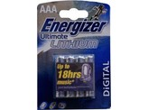Energizer Ultra lithium AAA