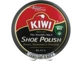 Kiwi Schoencreme zwart blik