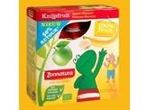 Zonnatura Knijpfruit appel/banaan kikker