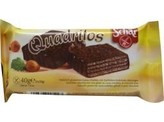 DR Schar Quadriotos cacao wafel