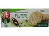 Cereal Biscuit tarwe haver earl grey