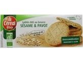 Cereal Biscuit maanzaad sesam