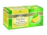 Twinings groene thee citroen