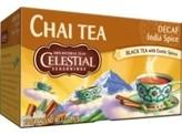 Celestial Season India spice decaf tea