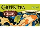 Celestial Season Decaf green tea
