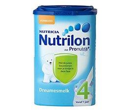 Nutrilon Nutrilon 4, dreumes groeimelk poeder 800GR