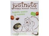 Justnuts Hazels cocos & raisins