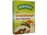 Bioburger Groentenburger