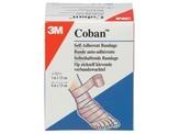 3M Coban zelfhechtende zwachtel huidkl
