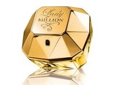Lady million eau de parfum, 50ml