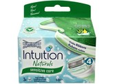 Wilkinson Wilkinson Intuition Naturals Sensitive