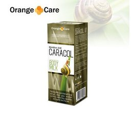 Orange Care Baba de Caracol bodymilk