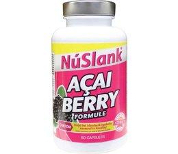 Nu Slank, Acal Berry Formule
