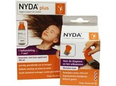 Nyda Plus + metalen kam combipack
