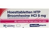 Healthypharm Broomhexine hoest 8mg