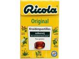 Ricola Original herb suikervrij