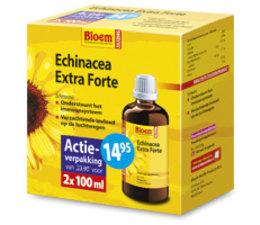 Bloem Echinacea Extra Forte Actie Verpakking