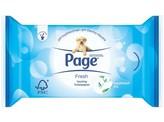 Page Vochtig toiletpapier navul fresh