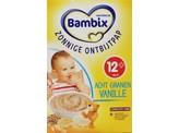Bambix Ontbijtpap 8 granen vanille