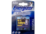 Energizer Ultra lithium digit AA