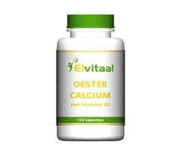 Elvitaal Oestercalcium + vitamine D3