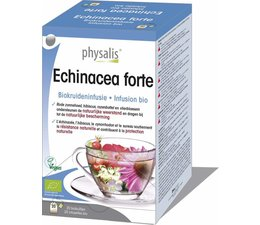 Physalis  Echinacea forte infusie 20st