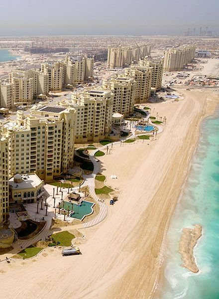 Project Shoreline Apartments Dubai