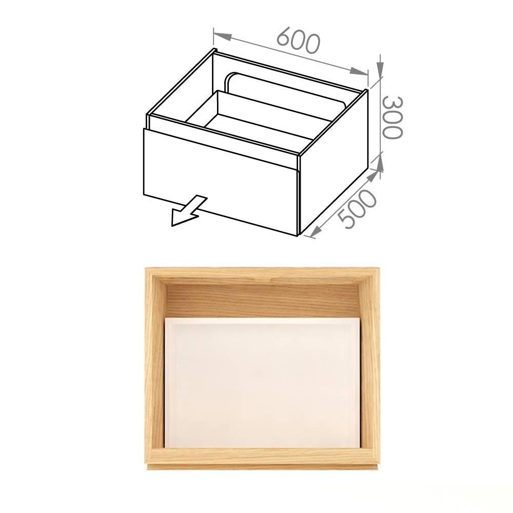 Simple 60x50x30 D