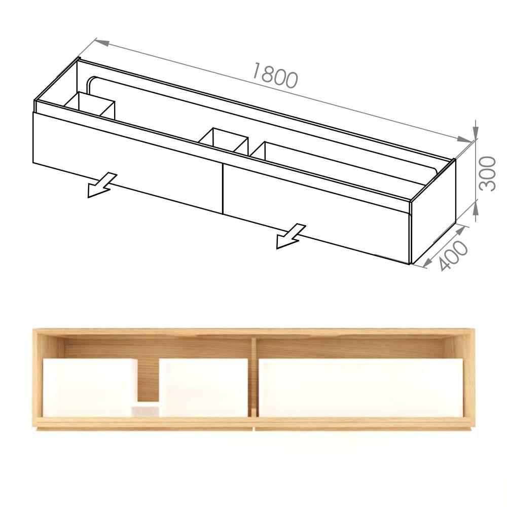 Simple 180x40x30 UDD